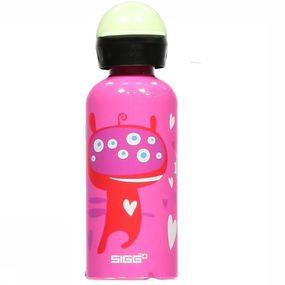 Drinkfles Glow In The Dark Monster Solid 0,4L