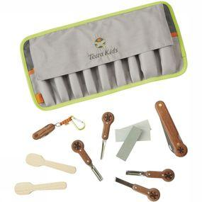 Speelgoed Tk Wood Carving Set