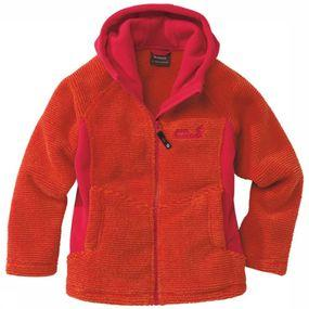 Fleece Bubmle Jacket