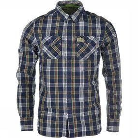Hemd Washbasket Check L/S-Shirt