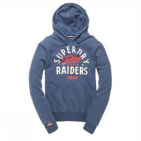 Pull Tc Raiders-Tin Tab Hood