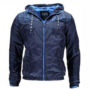 Jas Split Nylon Jacket