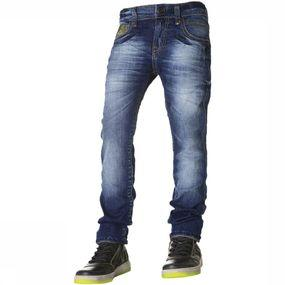 Jeans Khaki Pockets