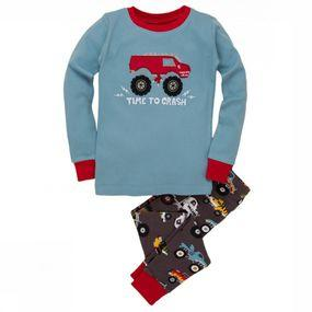 Pyjama Monster Trucks