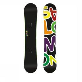 Snowboard Drift Rocker