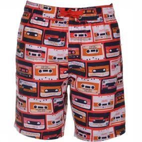 Zwemshort  Teen Tape Allover Print