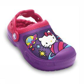 Flip Flops Hello Kitty Spaced Adventure