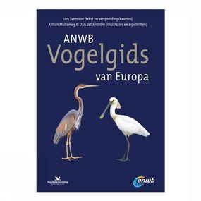 Vogelgids van Europa (Svensson)