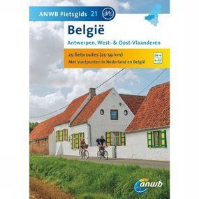 Reisgids Antwerpen, West- & Oost-Vlaanderen Knooppuntenk
