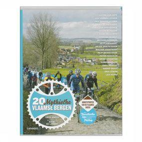 Reisgids '20 mythische Vlaamse bergen'