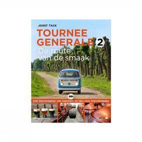 Boek 'Tournée Générale 2 - De route van de smaak'