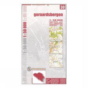 NGI - Kaart Ieper