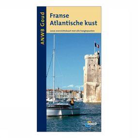Reisgids Franse Atlantische Kust Gouden Serie