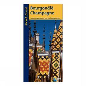 Reisgids Bourgondië / Champagne Gouden Serie