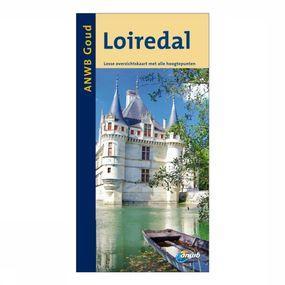 Reisgids Loiredal Gouden Serie