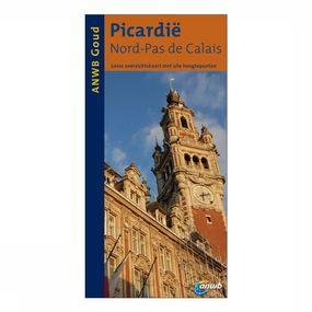Reisgids Picardië (Nord Pas De Calais) Gouden Serie