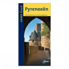Reisgids Pyreneeën Gouden Serie