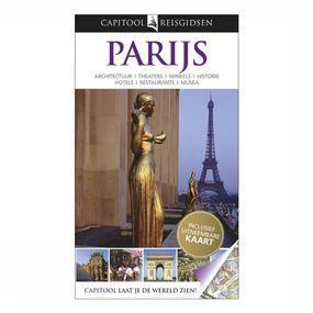 Reisgids Parijs + kaart