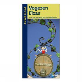 Reisgids Vogezen / Elzas / Lotharingen Gouden Serie