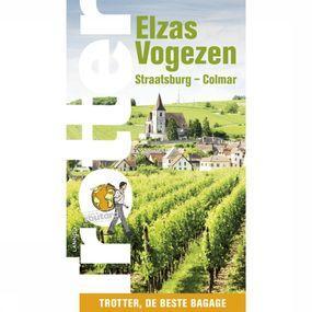 Reisgids Elzas / Vogezen
