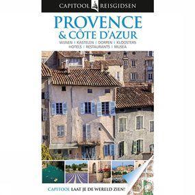 Reisgids Provence & Côte d'Azur