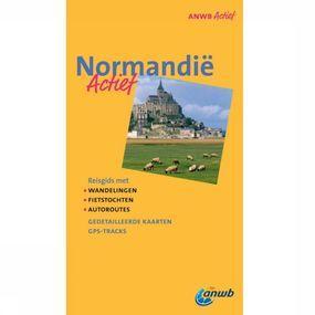Reisgids Actief Normandië