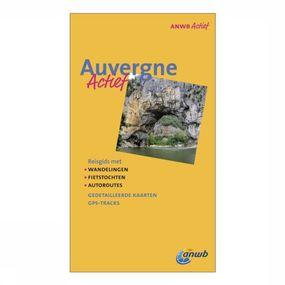 Reisgids Auvergne Actief Gids Incl. Gps-Tracks