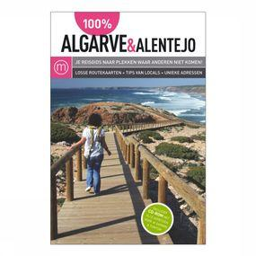 Guide touristique 100% Algarve & Alentejo + CD-rom