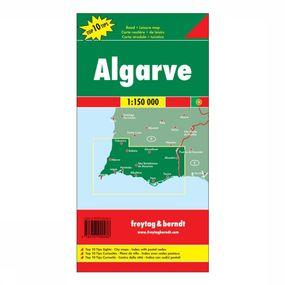 Carte Algarve