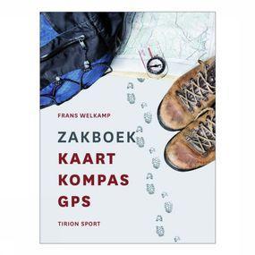 Zakboek 'GPS, Kaart en Kompas'