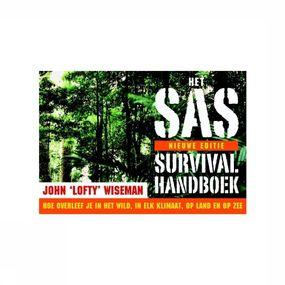 Pocket editie SAS survival handboek