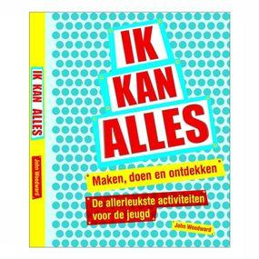 Boek 'Ik kan alles'