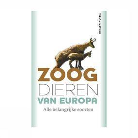 Boek 'Zoogdieren van Europa'