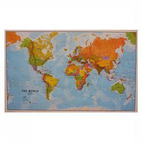 Map World Political